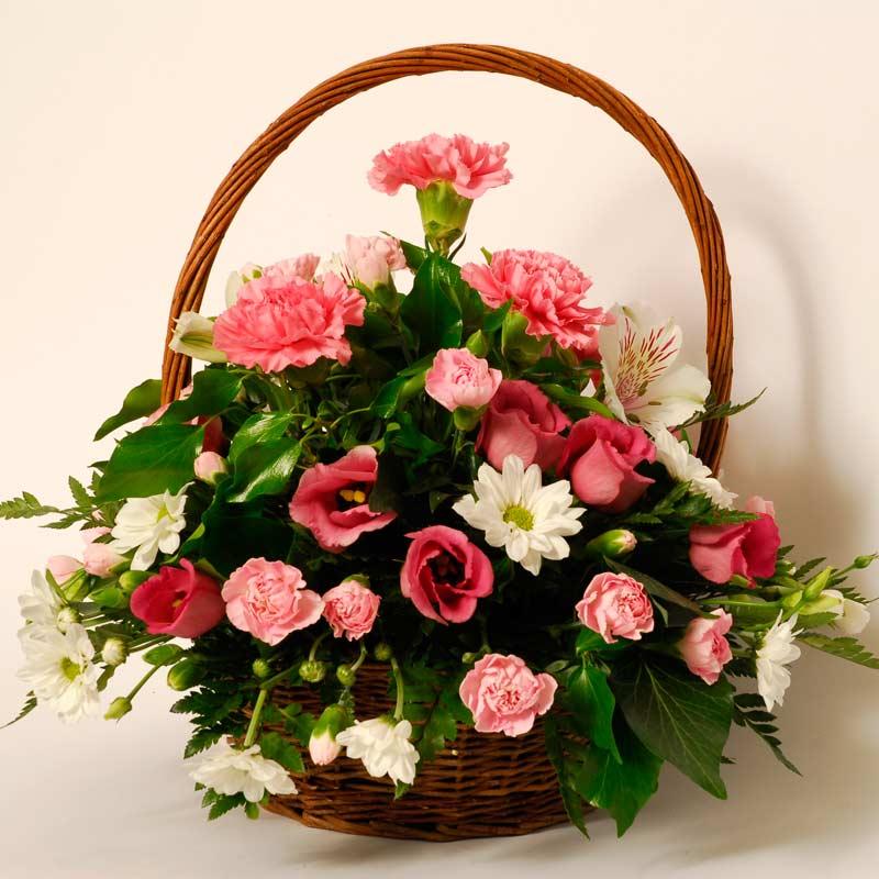 Flower Basket Arrangements Uk : Florette flowers paisley florist renfrewshire scotland